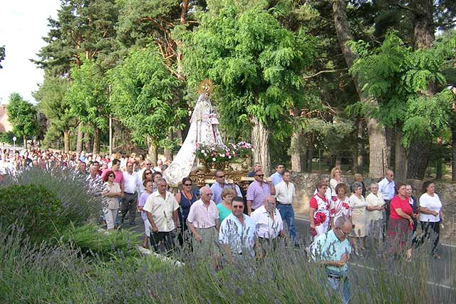 Fiestas Virgen de la Antigua