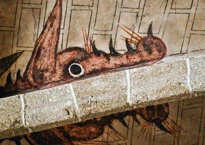 Dragon de la bóveda