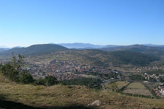 Mirador Pinar del Robledillo