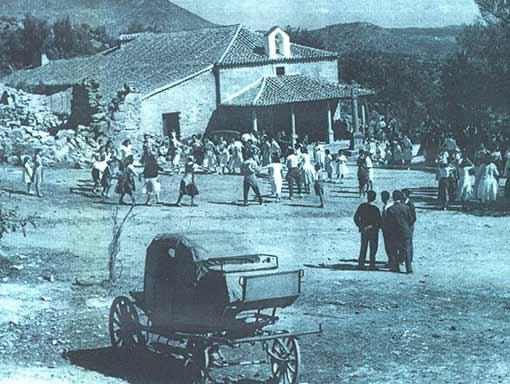 foto antigua fiesta de navahonda