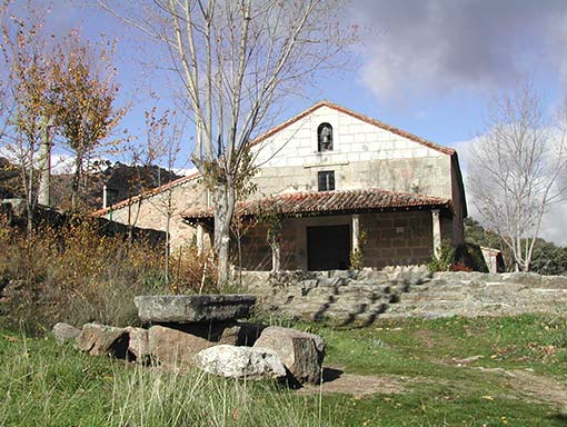 Fachada externa Navahonda