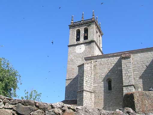 Torreón de la Iglesia de la Asunción